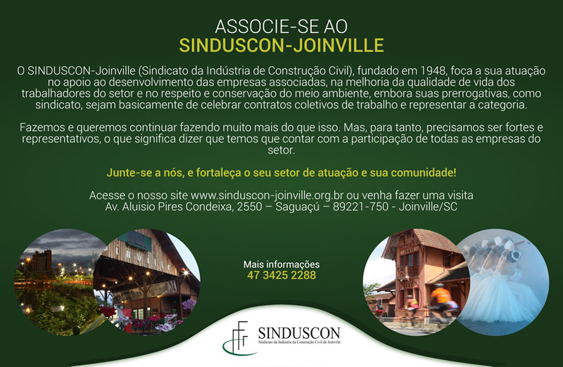 Associe-se ao Sinduscon